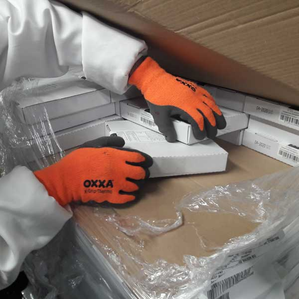 Veiligheidshandschoenen, arbo-handschoenen, isolatiehandschoenen van Oxxa